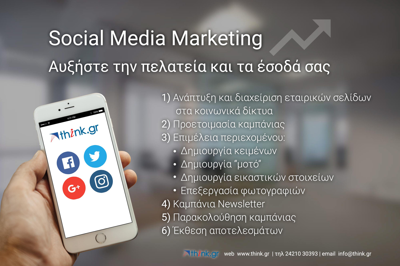 Αυξήστε τις πωλήσεις σας εγγυημένα: E-Marketing από τη think.gr AE